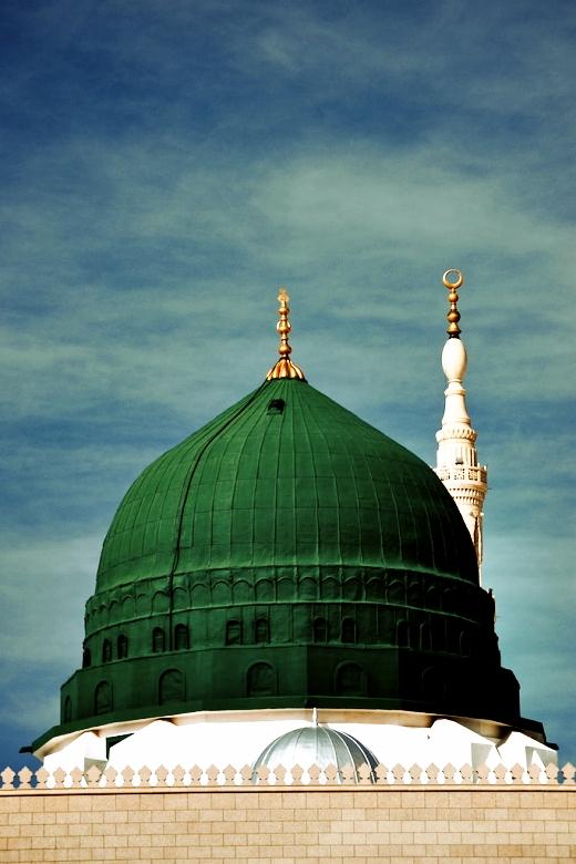 green-dome-madina